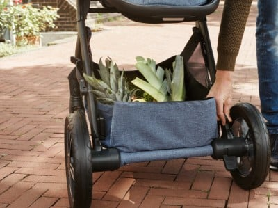 Nuna Demi Grow 2018 - Wheels + parking brake