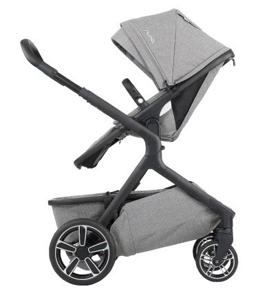 Nuna Demi Grow 2018 as single stroller