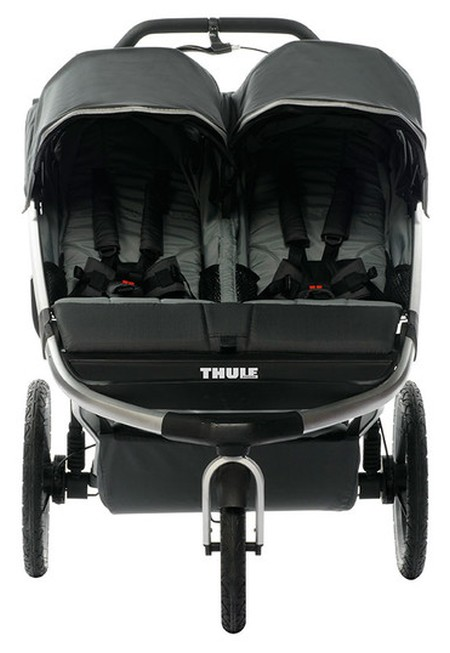 Thule Urban Glide Double Jogging Stroller - Padded seats