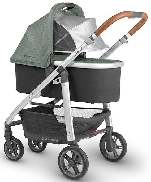 UPPAbaby CRUZ 2018 with bassinet