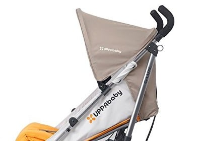 how to clean uppababy g luxe canopy