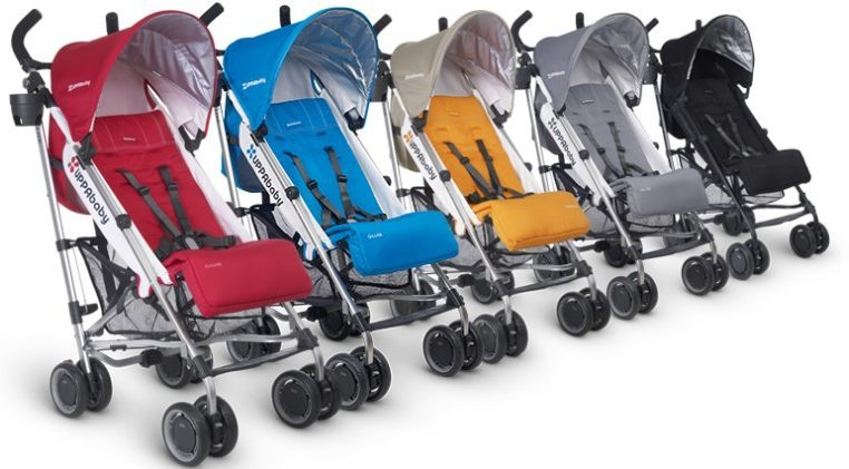 UPPAbaby G-LUXE colors