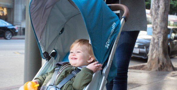 UPPAbaby MINU - Roomy toddler seat