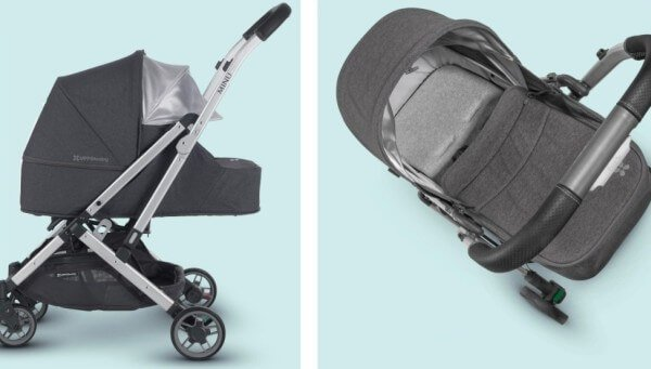 UPPAbaby MINU with From Birth Kit