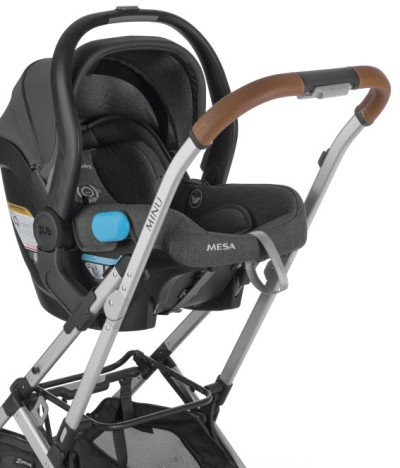 UPPAbaby MINU with MESA Infant Car Seat
