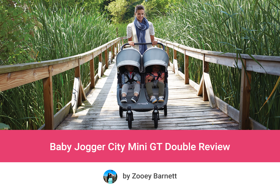 Baby Jogger City Mini GT Double 2016