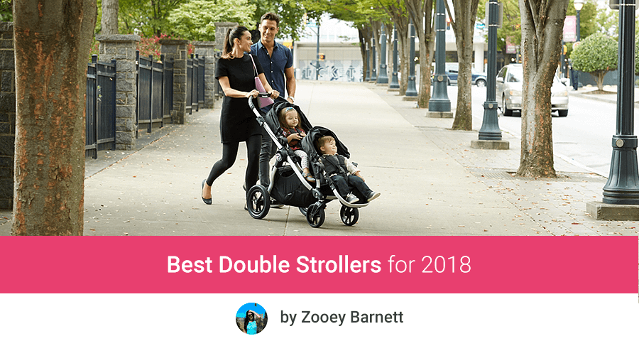 BEST DOUBLE STROLLERS 2018