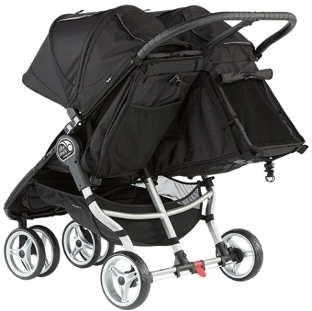 Baby Jogger 2016 City Mini Double Stroller for two kids