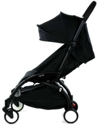 BABYZEN YOYO+ - Recline Seat and Non-Adjustable Handlebar