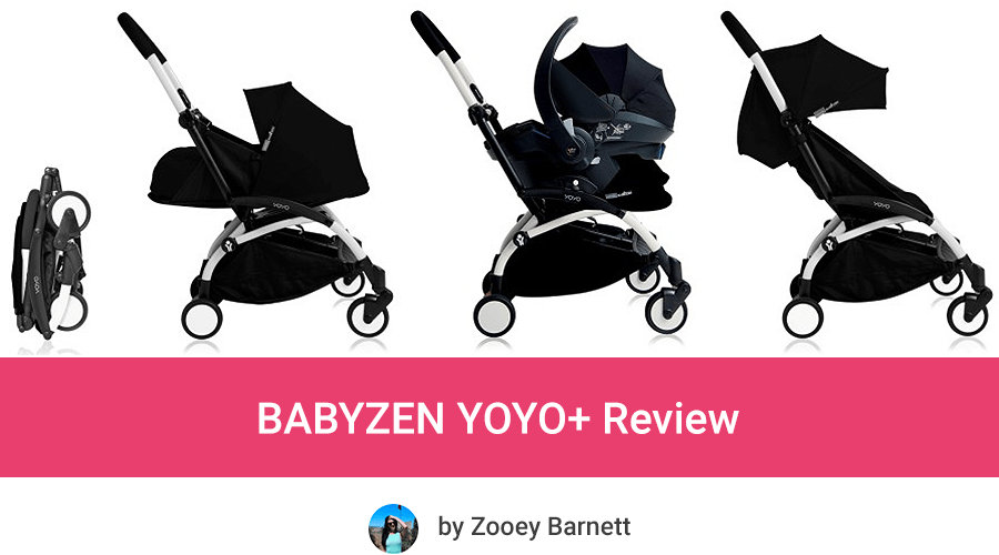 BABYZEN YOYO+ Review