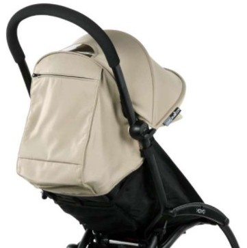 BABYZEN YOYO+ - Storage pocket, handlebar and canopy