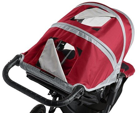 Baby Jogger City Mini GT - Canopy with 2 peek-a-boo windows