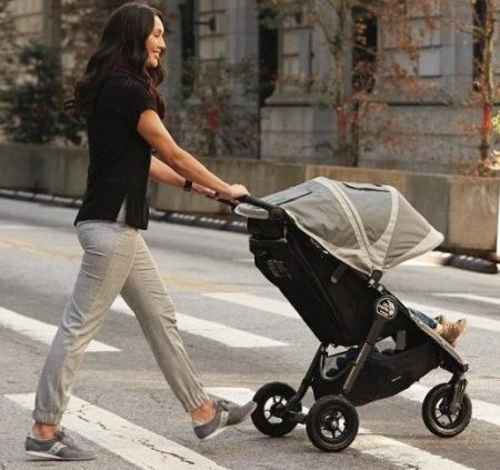 Baby Jogger City Mini GT - Excellent Maneuverability