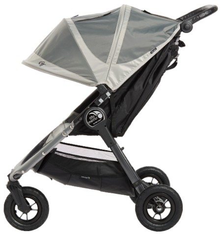 Baby Jogger City Mini GT - Extendable canopy