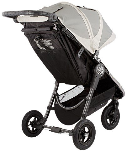 Baby Jogger City Mini GT - Storage space