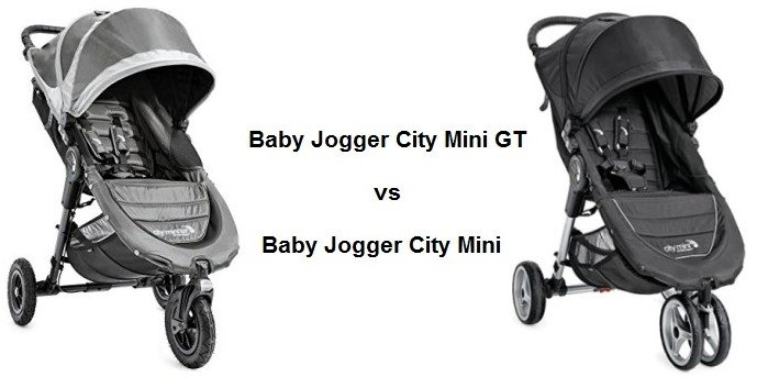 Baby Jogger City Mini GT vs City Mini