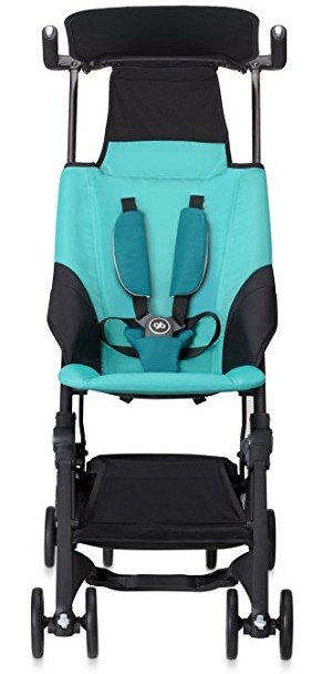 The Pockit - Padded stroller seat with weight limit of 55 pounds
