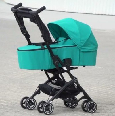 The Pockit Plus with Cot To Go