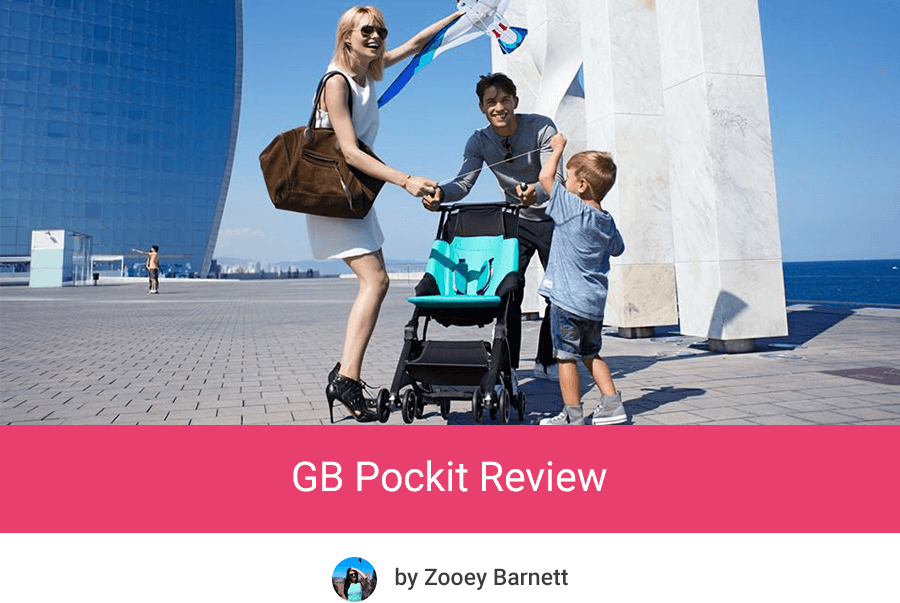 GB Pockit Review - Is It Really The Best Lightweight Stroller?