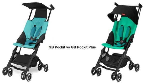 Brand New gb Pockit and Pockit PLUS travel bag black