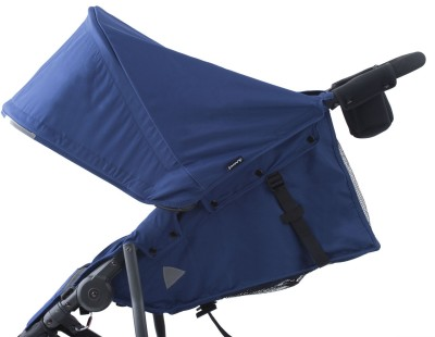 Joovy Zoom 360 Ultralight - Large canopy & Recline