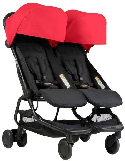 Mountain Buggy Nano Duo 2018