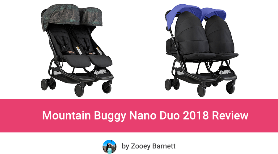 Mountain Buggy Nano Duo 2018 Review