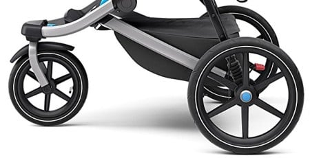 Thule Urban Glide 2 - Large wheels