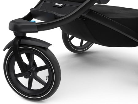 Thule Urban Glide 2 - Lockable swivel front wheel