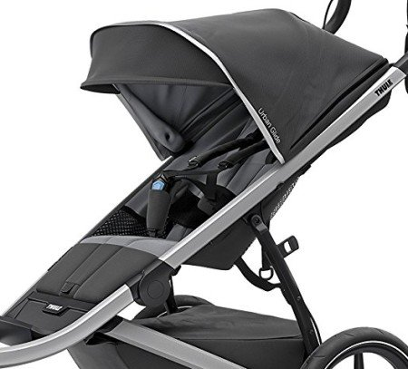 Thule Urban Glide 2 - Padded seat