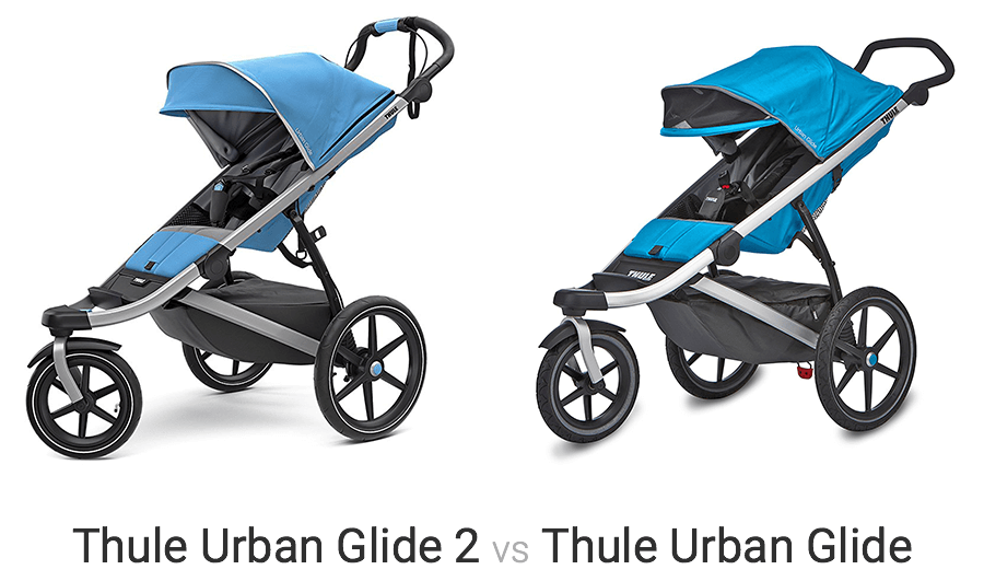 Thule Urban Glide 2 vs Thule Urban Glide