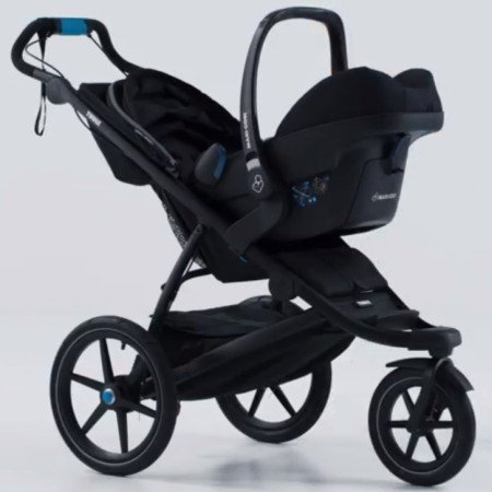 Thule Urban Glide 2 with Maxi-Cosi car seat