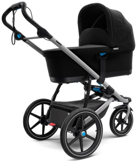 Thule Urban Glide 2 with bassinet