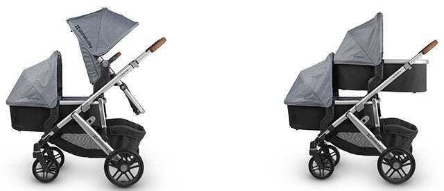 UPPAbaby VISTA 2018 for two kids