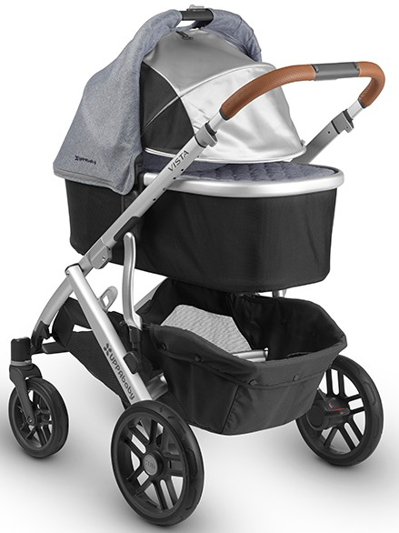 UPPAbaby VISTA 2018 with upgraded bassinet