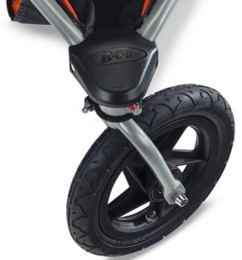 BOB Revolution Flex - Front wheel