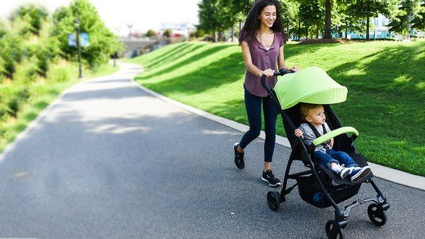 Britax B-Mobile - Designed for flat terrain