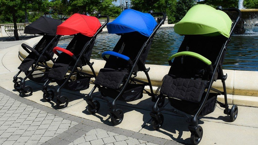 Britax B-Mobile - Four color versions