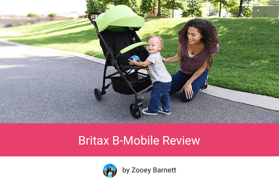 Britax B-Mobile Review