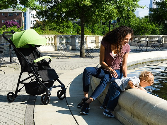Britax B-Mobile - Stroller for city use