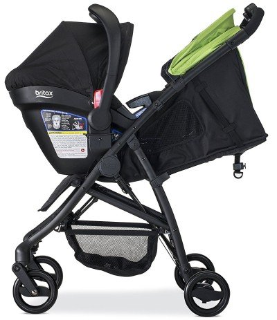 Britax B-Mobile - Travel System
