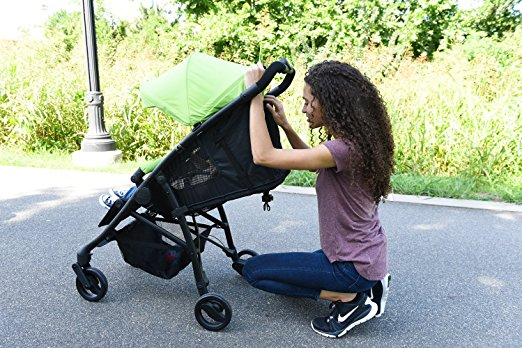 Britax B-Mobile - Vented top