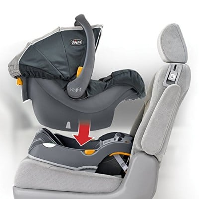 Chicco KeyFit 30 - infant car seat easy to install in the car