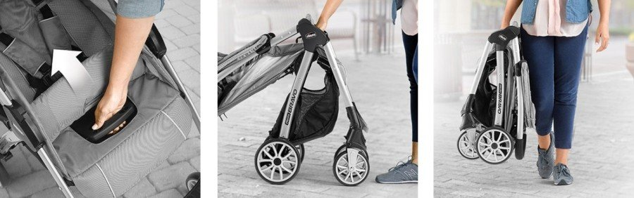 Chicco Mini Bravo - Folding