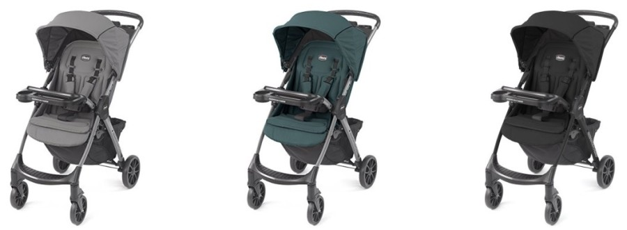 Chicco Mini Bravo Plus - colors