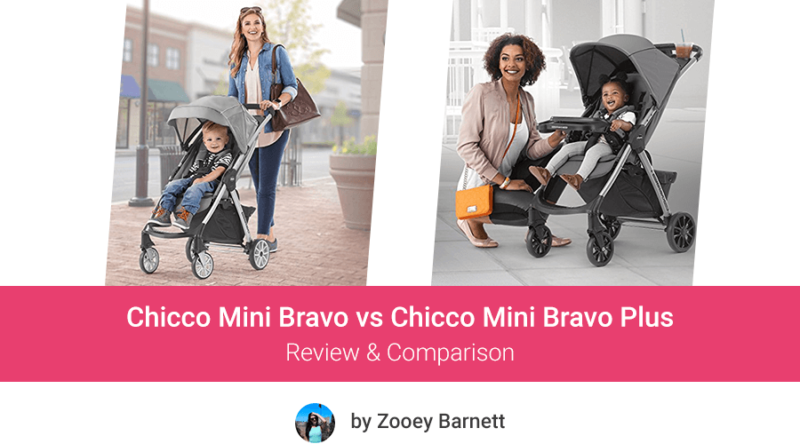 Chicco Mini Bravo and Chicco Mini Bravo Plus Comparison and review