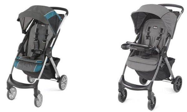 Chicco Mini Bravo vs Chicco Mini Bravo Plus - Seats