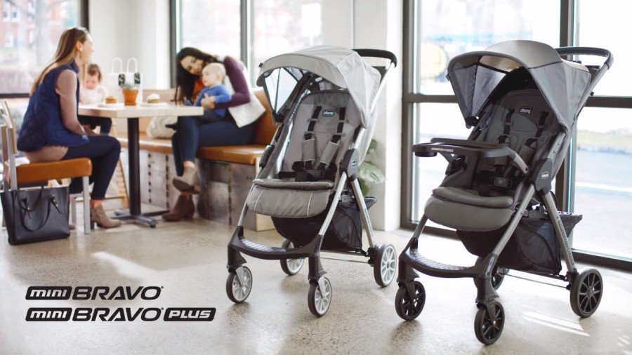 Chicco Mini Bravo vs Chicco Mini Bravo Plus