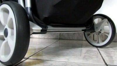 Chicco Viaro Stroller - Brakes