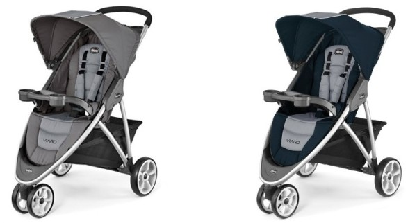 Chicco Viaro Stroller - Color versions